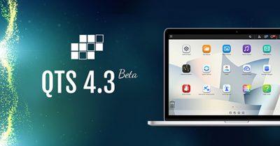 QNAP a lansat sistemul de operare QTS 4.3 Beta pentru dispozitivele NAS
