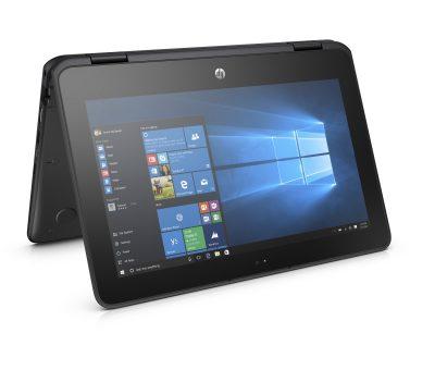 HP a lansat cel mai subțire notebook convertibil rigidizat din lume
