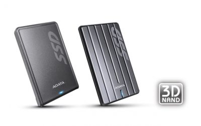ADATA anunță noi modele de SSD externe 3D NAND: SC660H și SV620H
