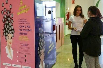"""Consumatorii români au colectat aproape 400.000 doze de aluminiu în șase luni de la lansarea campaniei """"Și mama reciclează!"""""""