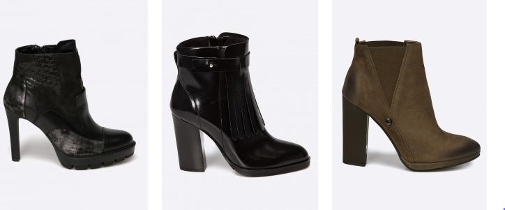 Botine si cizme pentru sezonul rece