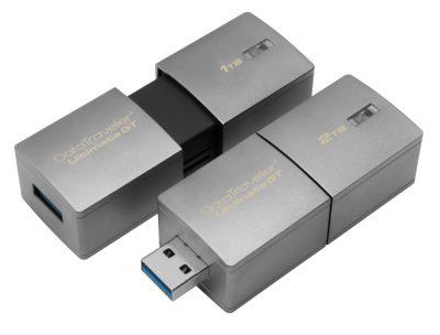 Kingston Digital prezintă stick-ul USB cu cea mai mare capacitate de stocare din lume
