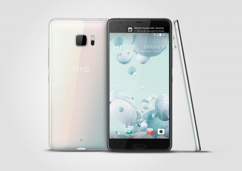 HTC anunță lansarea HTC U Play și HTC U Ultra