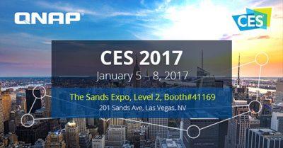 CES 2017: QNAP dezvăluie seria Thunderbolt™ 3 NAS, alături de soluțiile pentru IoT și transmisiuni live 4K