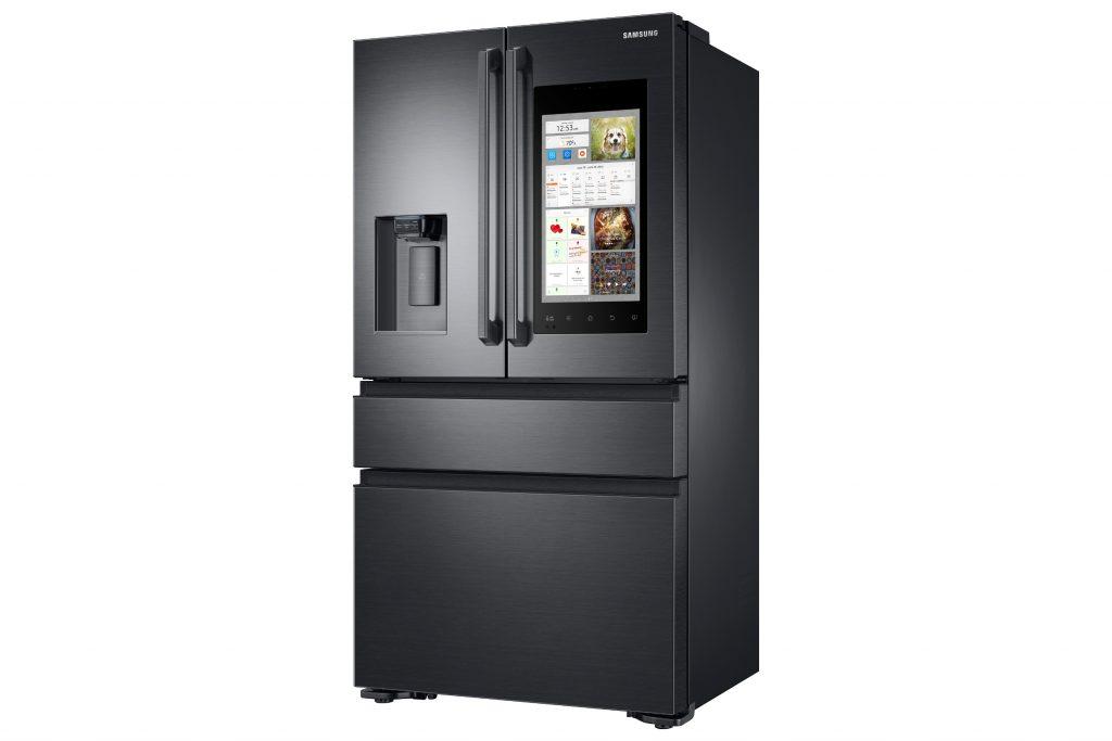 CES 2017: Samsung Electronics prezintă frigiderul Family Hub 2.0 și electrocasnice inteligente încorporate