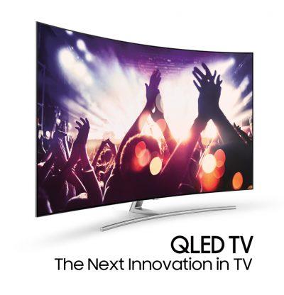 CES 2017: Samsung Electronics intră în noua eră a  divertismentului pentru acasă prin lansarea noilor televizoare QLED