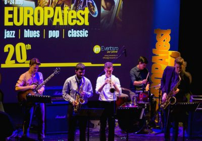 """EUROPAfest 2017 selecteaza voluntari """"Inspiram oameni, cream experinte"""""""
