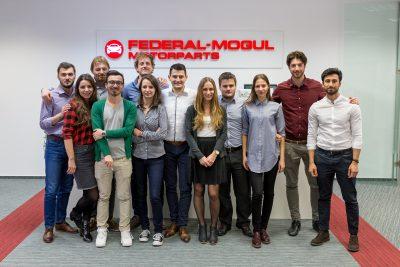 Federal-Mogul Motorparts oferă oportunități profesionale prin Programul European de Recrutare pentru Absolvenți 2017
