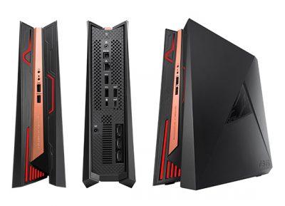 ASUS Republic of Gamers lansează noul desktop compact GR8 II