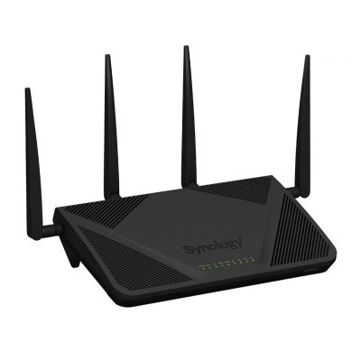 Synology® lansează un nou router wireless,  model RT2600ac