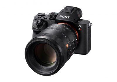 Sony lansează obiectivul fix F2.8 STF G Master™ de 100mm pentru un efect bokeh fără precedent