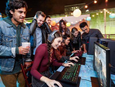 Business-ul de gaming al Logitech a depășit 2 milioane de euro în România în 2016