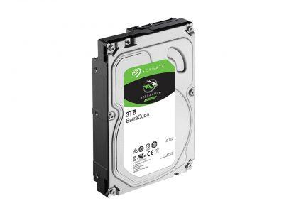 Achizitie: Hard Disk Seagate BarraCuda 3TB