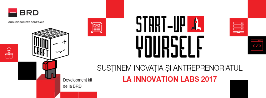 BRD susține inovația și antreprenoriatul la Innovation Labs 2017