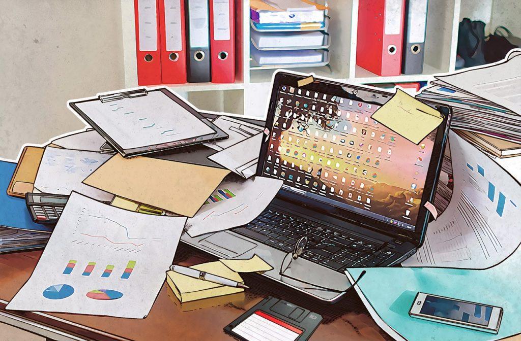 """Un studiu realizat de Kaspersky Lab arata ca administrarea defectuoasa a dispozitivelor si a aplicatiilor conduce la """"dezordine"""" in mediul digital"""