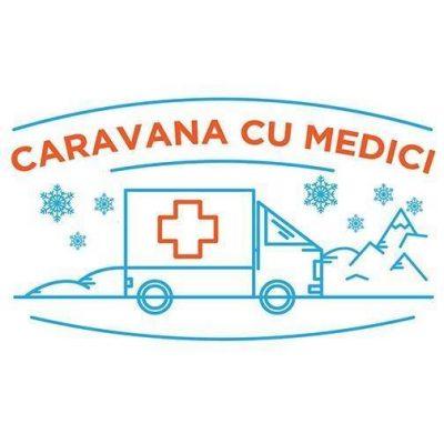 Fundația Vodafone România finanțează Caravana cu Medici cu 180.000 de lei pentru a oferi servicii medicale în sate