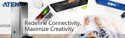 ELKO Romania anunţă disponibilitatea  unui switch de partajare a imaginilor, cu funcţionalitate 4K şi Dual-View