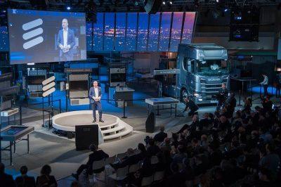 Ericsson lansează Connected Vehicle Marketplace și pregătește viitorul transporturilor