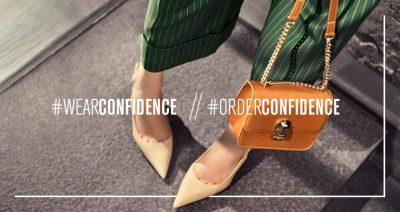 WEAR CONFIDENCE // ORDER CONFIDENCE. Fashion Days lansează sezonul primăvară/vară sub o nouă platformă de comunicare
