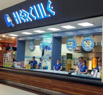 Lanțul de restaurante Hercule anunță un 2016 cu rezultate bune și un 2017 cu deschideri de noi unități
