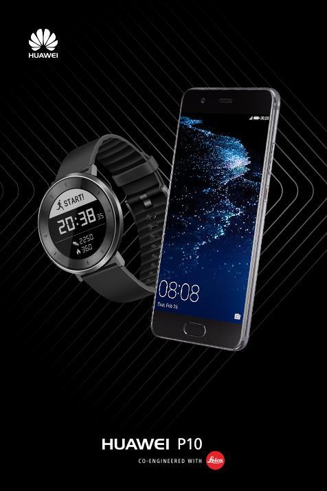 Huawei P10, disponibil pentru pre-comandă pe plan local!