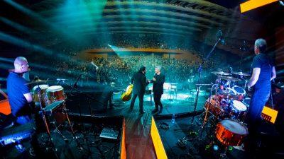 Aseară, trupa Holograf a făcut din nou istorie!
