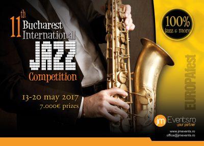 Bucuresti capitala jazz-ului mondial