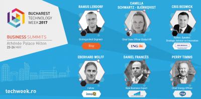 Parintele PHP, unul dintre liderii mondiali in inovare, vine la Bucharest Technology Week