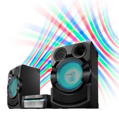 Sony anunță lansarea noului sistem High Power Audio, pentru petreceri
