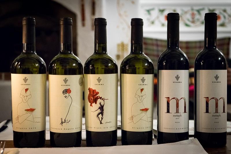 GRAMMA – povestea vinului care dă tonul oricărei conversații