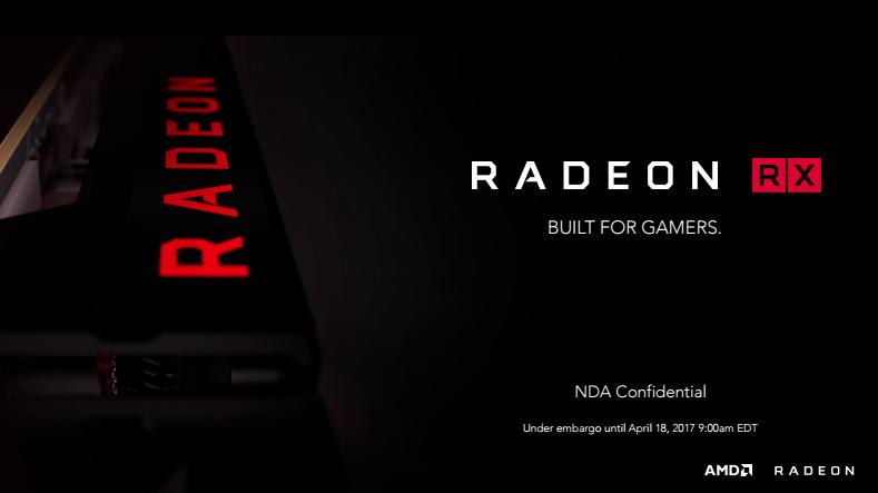 Radeon™ RX 500 Series:  Cel mai convingător upgrade de placă grafică