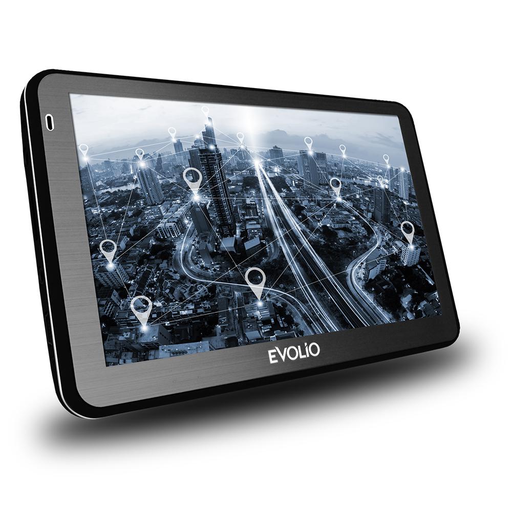 Evolio lansează Preciso 5, un GPS Auto echipat cu ultima versiune a softului de navigație Mireo Don't Panic și hărți Full Europa