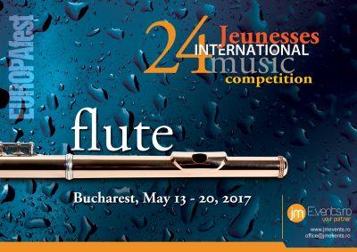 EUROPAfest – Jeunesses International Music Competition Dinu Lipatti no.1 in Romania
