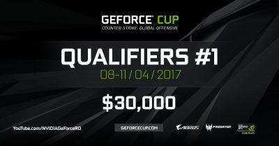 Încep înscrierile la turneul NVIDIA GEFORCE CUP 2017, cu premii de 30.000 de dolari