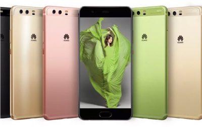 Rapiditate în tot ce faci cu Huawei P10!