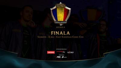 Nexus Gaming și Great! Team sunt finalistele sezonului al doilea al Turneului Național de League of Legends – Sezonul al doilea al Turneului Național de League of Legends și-a ales finaliștii
