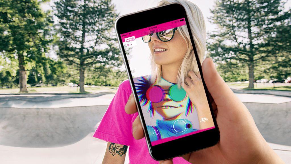 O nouă dimensiune muzicală: Telekom lansează aplicația Lenz și anunță, în premieră, prima discuţie live cu cei de la Gorillaz