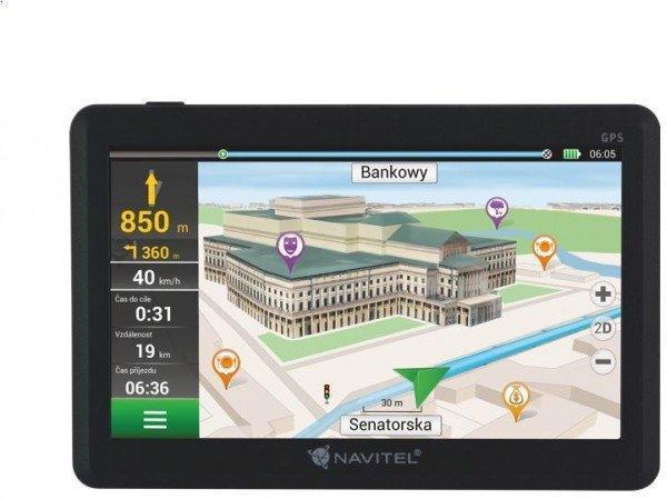 Navitel E700 – sistem de navigatie prin GPS: review