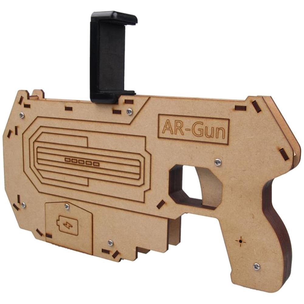 STAR Ar-Gun – pistol pentru realitate augmentata – prezentare