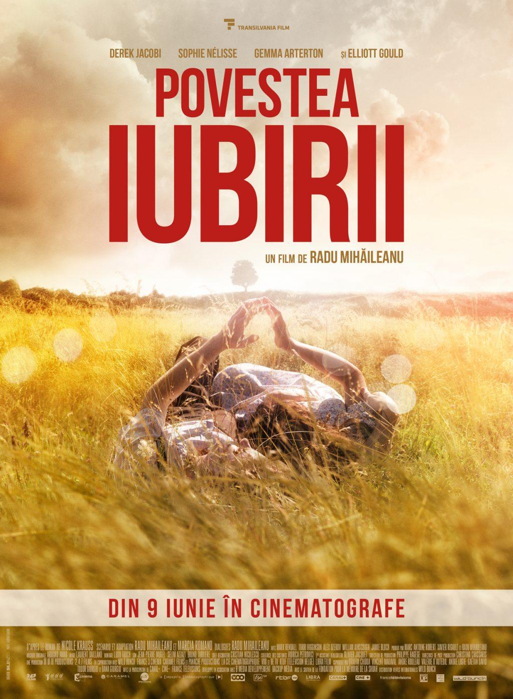 Radu Mihăileanu își lansează ,,Povestea iubirii'' la TIFF 2017