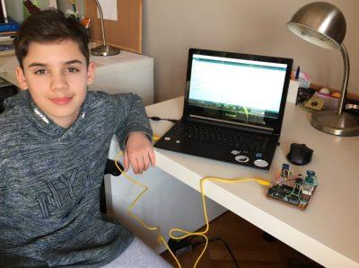 Român premiat la competiţia Future Makers organizată de Liberty Global