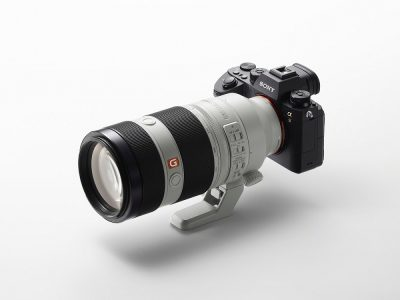 Sony extinde seria de obiective G Master™ cu noul teleobiectiv superzoom de 100-400mm, cu montură E