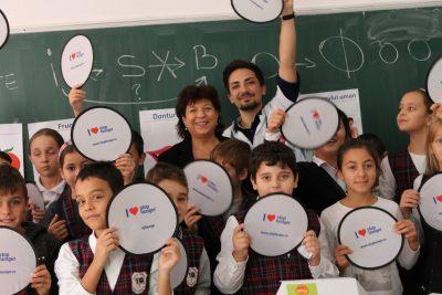 """Sodexo extinde programul național """"Să creștem sănătoși!"""" și ajunge la 3.000 de copii beneficiari ai proiectului"""