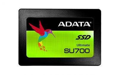 ADATA anunță lansarea noului SSD 3D NAND – Ultimate SU700