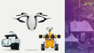 Noutati la standul QuickMobile din cadrul Bucharest Technology Week