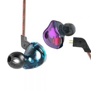 KZKZ ZST Wired On-cord Control In Ear Earphones