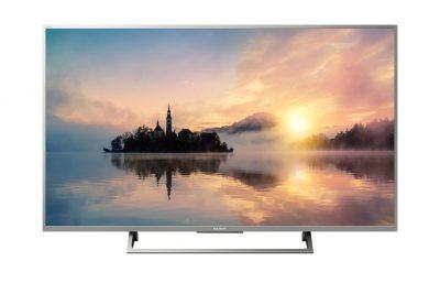 Sony extinde gama de televizoare 4K HDR cu seria XE70