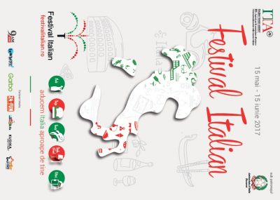 Festivalul Italian la București, ediția 2017