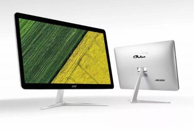 Desktop-urile ultra-subțiri All-in-One Acer Aspire au un design modern și conferă eleganță încăperii în care se află