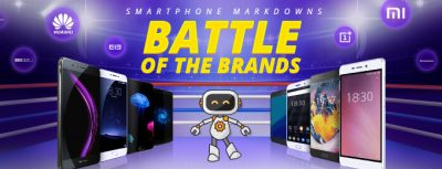 Battle of the Brands la gearbest